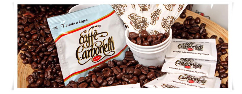 Caffè in cialde standard ese Miscela Decaffeinato