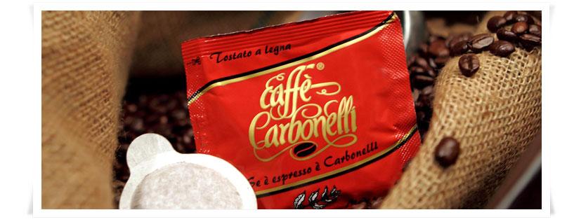 Caffè in cialde standard ese Miscela Forte