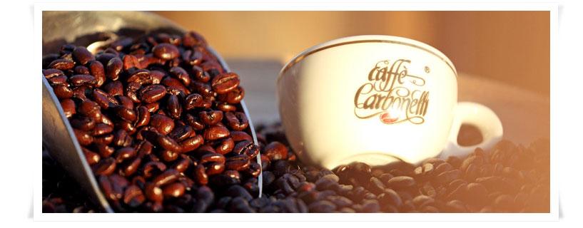 Caffè in grani e macinato fresco