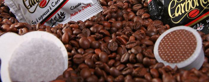 Il caffè in capsule e cialde