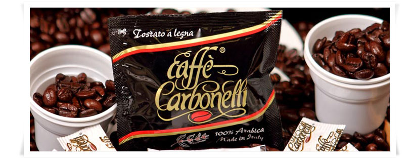 Caffè in cialde standard ese Miscela 100% Arabica